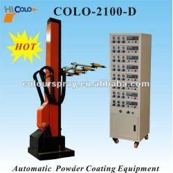 Reciprocator for automatic Powder Coating Equipment