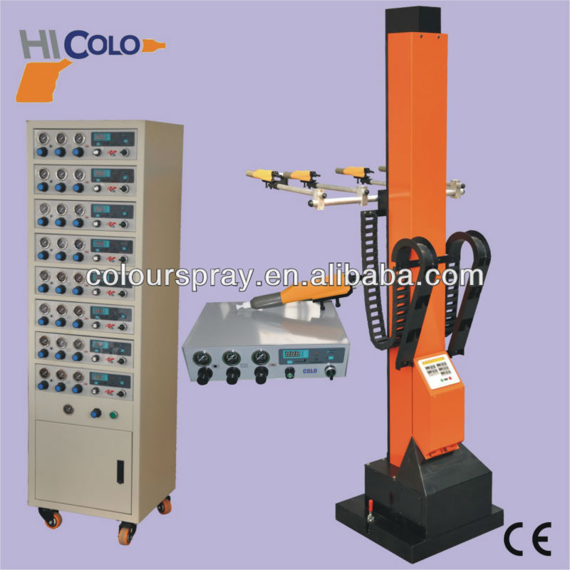 elestrostatic powder coating equipment