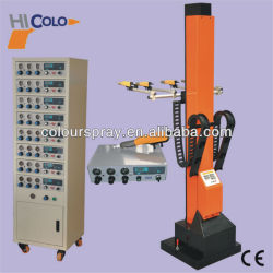 automatische electrostatic pulverbeschichtung