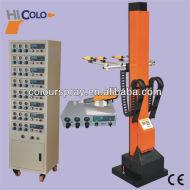aluminum profiles powder coating reciprocator