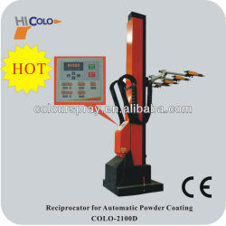 China automatic reciprocator powder painting equipment