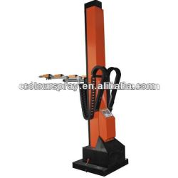 furniture powder coating reciprocator