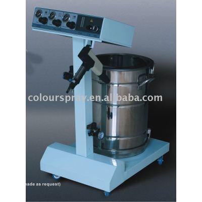 powder spray machine (Electrostatic powder coating equipment)