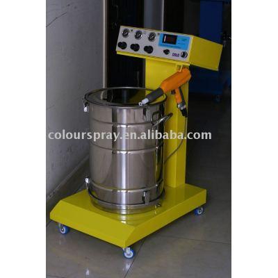 Powder Coating Paint Machine