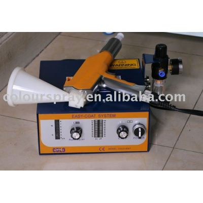 sell static powder coating system