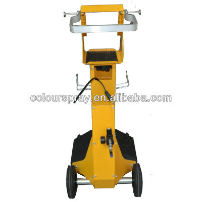 China Powder coating machine (trolley) factory