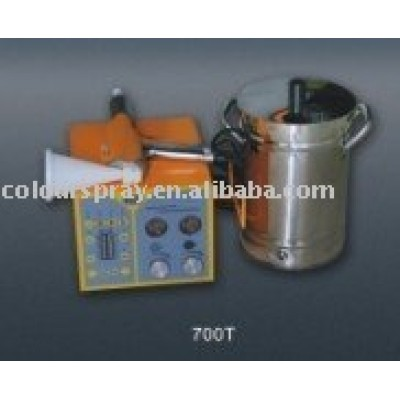 Manual Powder machine