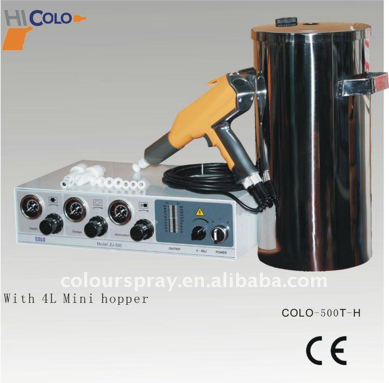 mini fluid hoppers