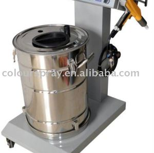 2011 hot seller electrostatic powder spray gun