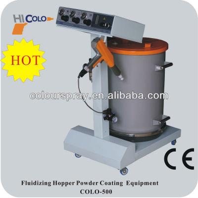 elestrostatic powder coating machine
