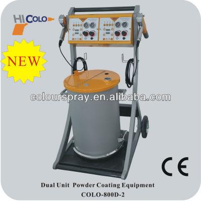 Aluminium Profile Powder Coating Unit