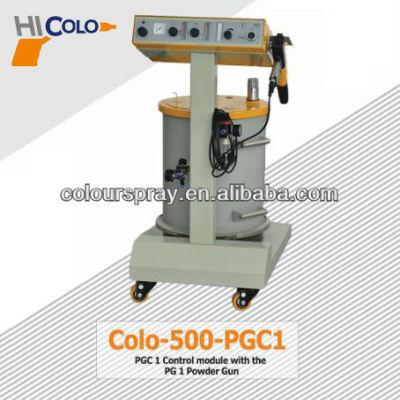 enamel coating machine