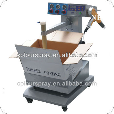 COLO Manual Vibrate Electrostatic Powder Coating Equipment