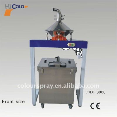 Automatic Powder recovery system