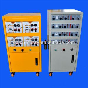electrostatic paint system