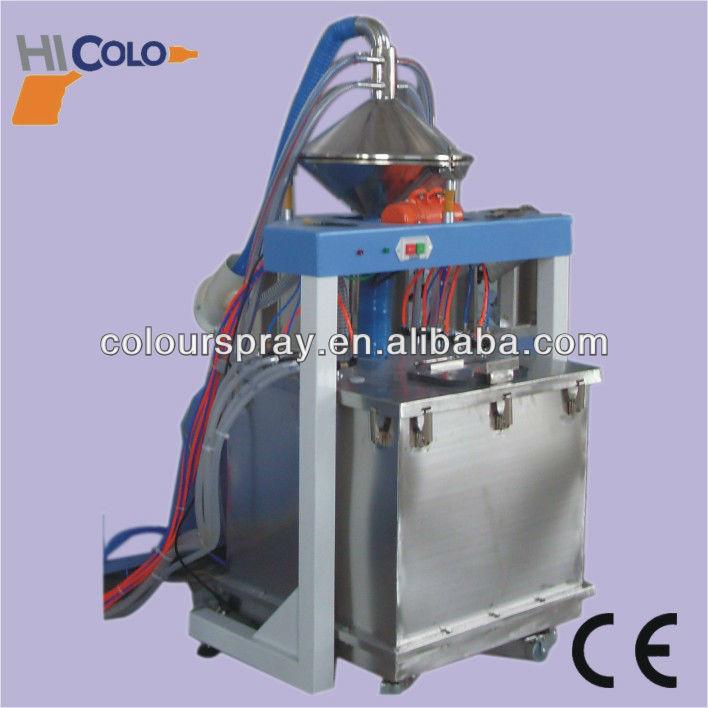 car powder coating system