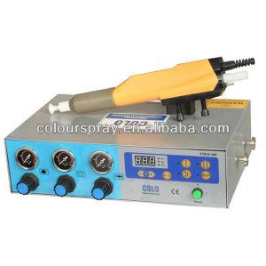automatic electrostatic powder coating equipment