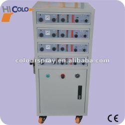 electrostatic paint spray machine