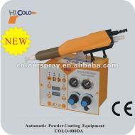 automatic electrostatic powder coating gun