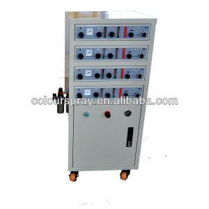 automatic powder spray equipment