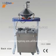 automatic paint coating system