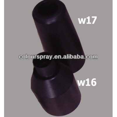 powder gun spare parts Outer nut 390311