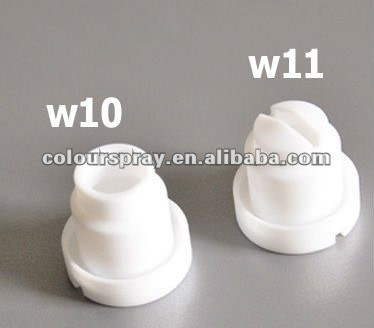 powder coating gun Fan spray nozzle F1 CL390324