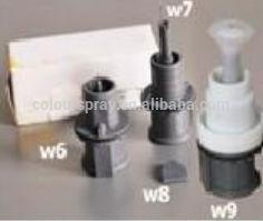 powder spray gun spare parts Deflector Cone CL351225