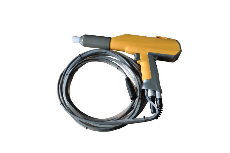 powder coating machine spray gun spare parts (powder coating gun 801)