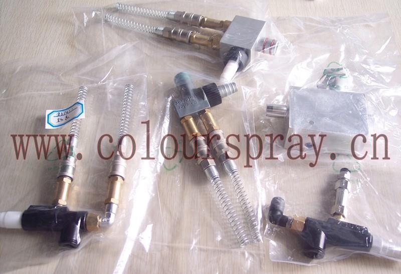 powder coating spray Gun spare parts