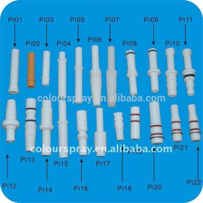 powder coating spray machine venturi powder pump Nozzle Deflector