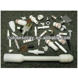 powder coating gun spare part
