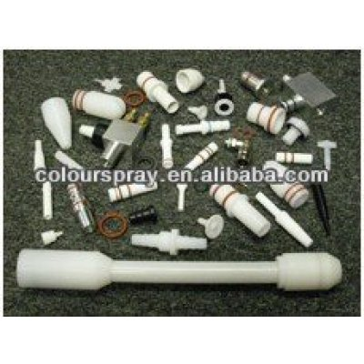 powder coating gun spare part