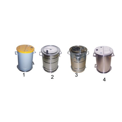 electrostatic powder coating machine stainless steel hopper