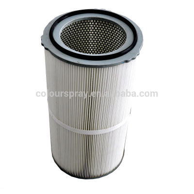 Spray Booth Recycling Filter powder coating