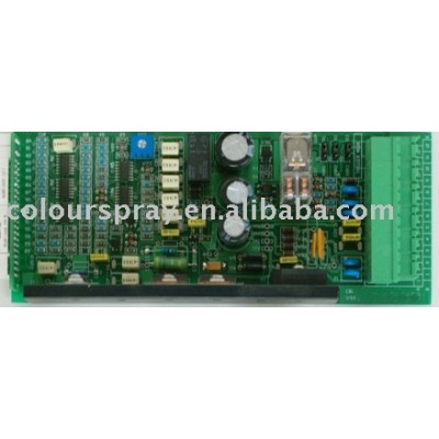 PC board( Circuit board of powder coating machine)