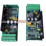 Circuit board for powder coating equipment