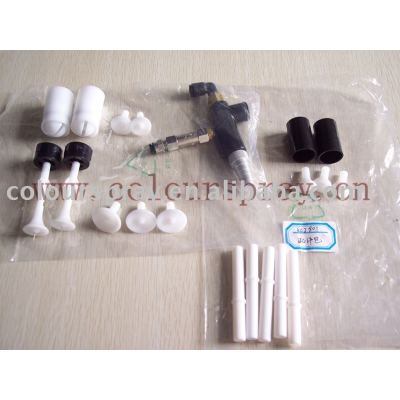 powder coating machine spray gun spare parts (powder coating gun 801)