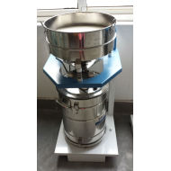 electrostatic powder coating steel sieving machine includ Hopper