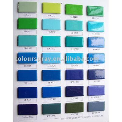 epoxy/polyester powder coating