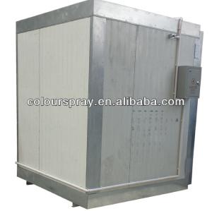 electrostatic manual powder coating system