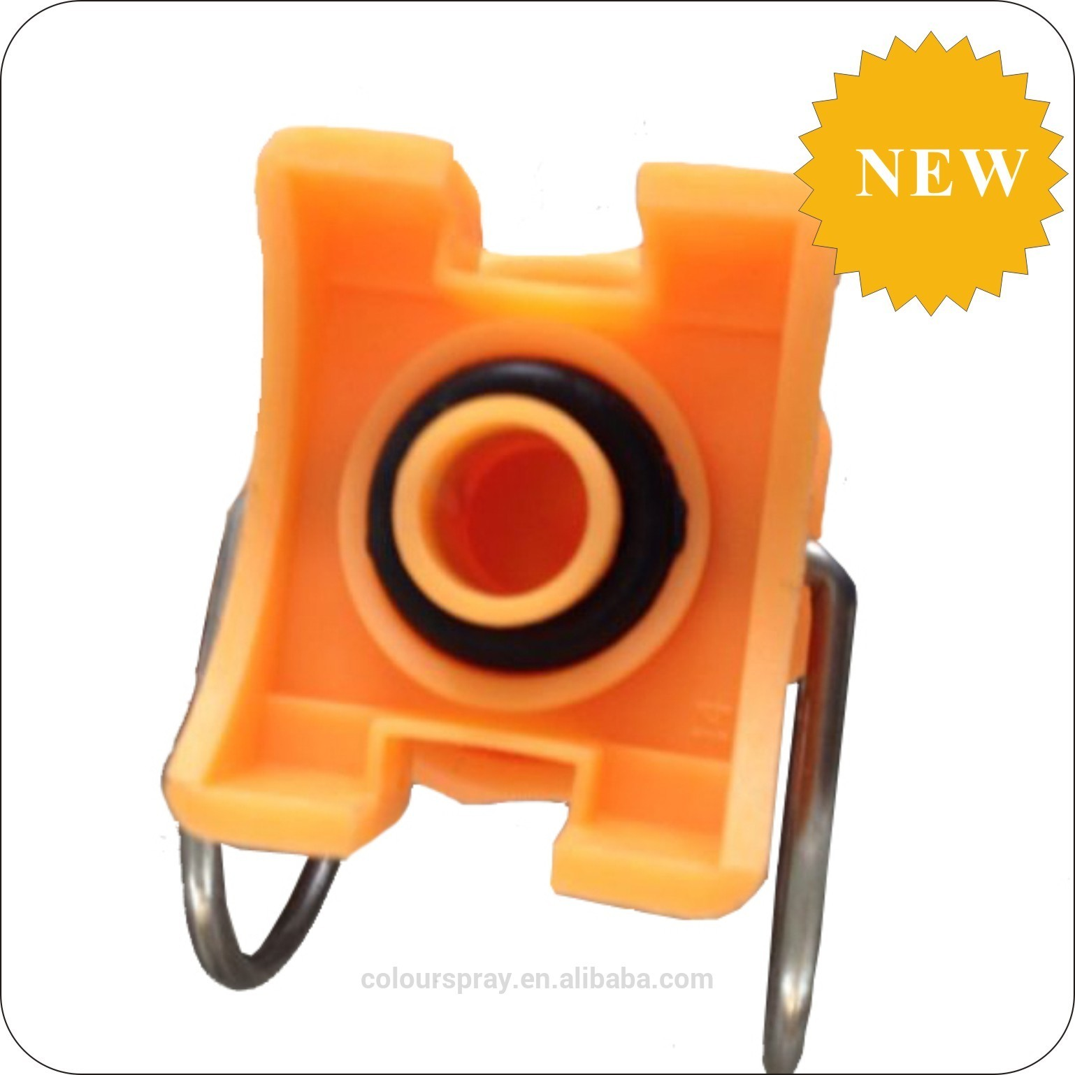 pipe mounting clamp nozzle
