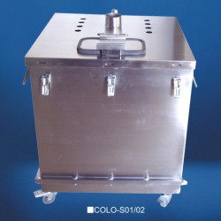 different type powder tank
