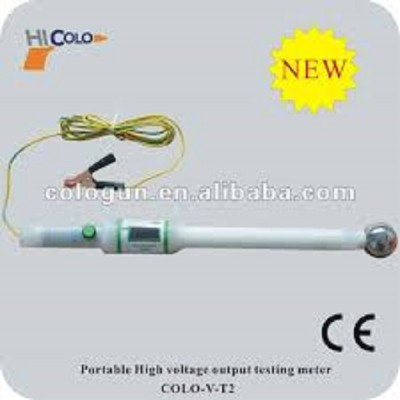High voltage output testing meter COLO-V-T2