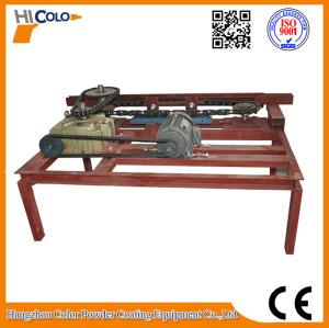 Fördersystem  für Pulverbeschichtungsanlage