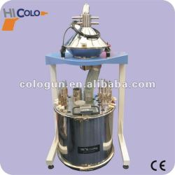 Powder sifting machine for powder coating recycle
