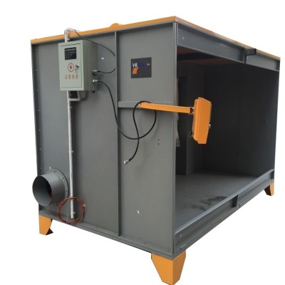 Cartridge-filter Best selling powder coating spray booth