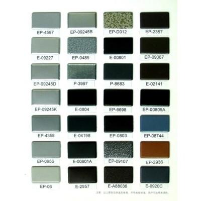 Black epoxy polyester powder coating manufacturers non-toxic powder paint