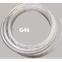 Electrical conductive carbon strip powder hose