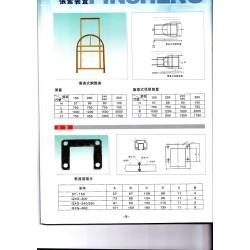 Hanger for Overhead Chain Conveyor Track